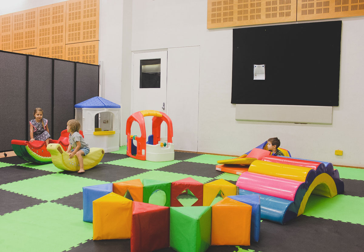 Roxby Link Dunes Play Cafe