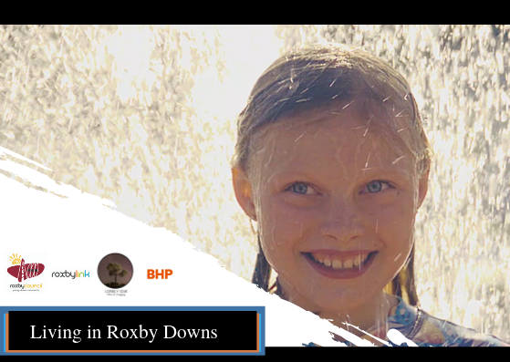 Living in Roxby Downs Poster