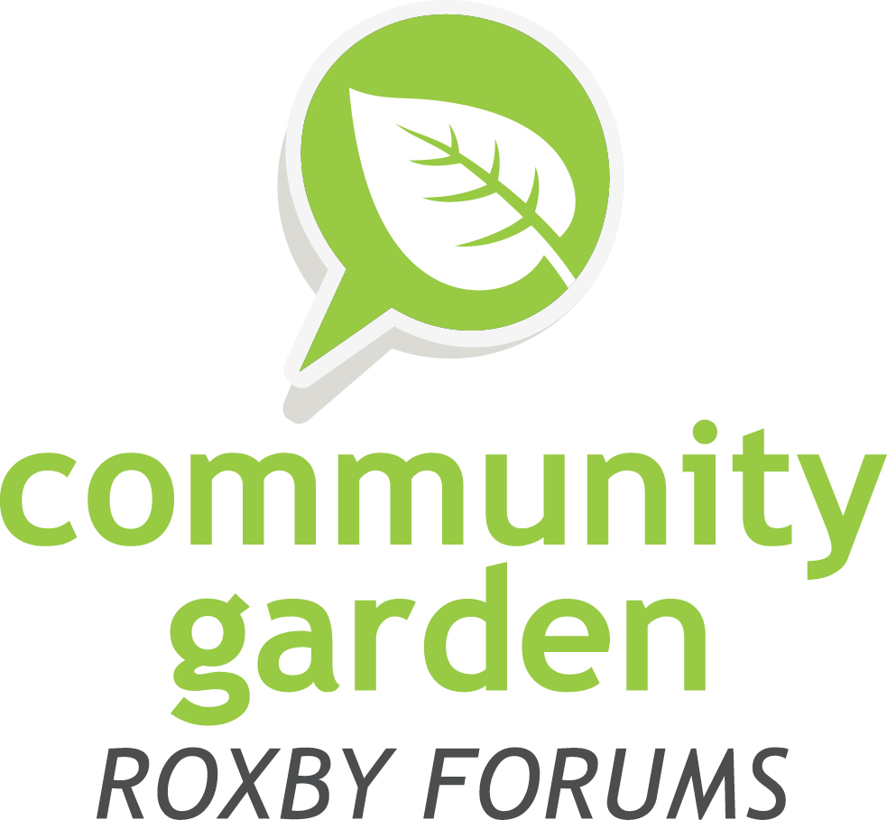 FORUM Community Garden logo
