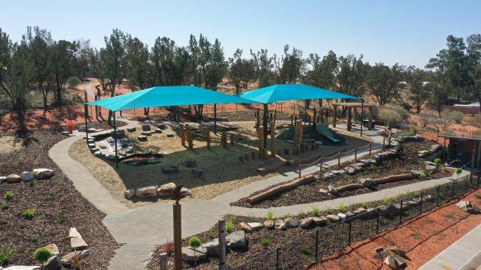 Hermit st playground may 2020