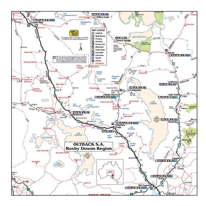 Roxby Downs Region