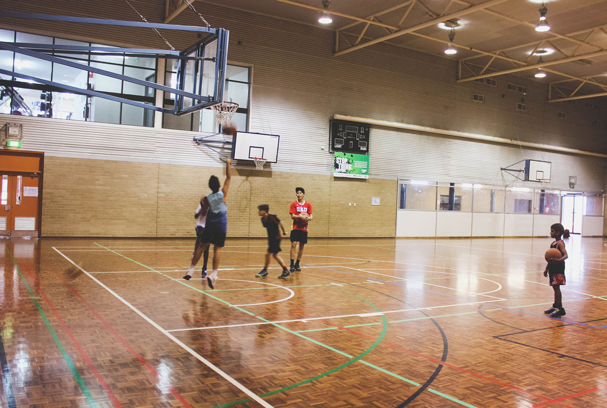 Roxby Link Basketball Stadium