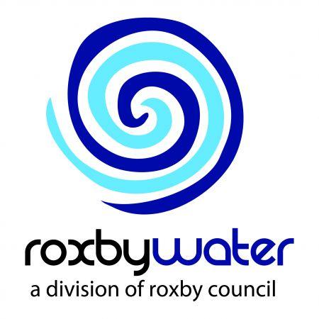Roxby Water Logo