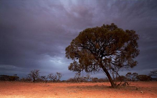 Scenery Storm